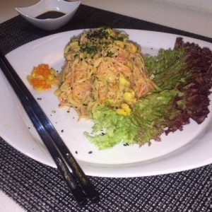 Spicy Izanagi Crab Salad