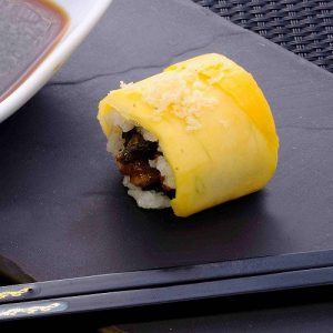 Mango Special Roll  Salmon