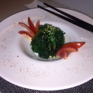 Marinated Seaweed