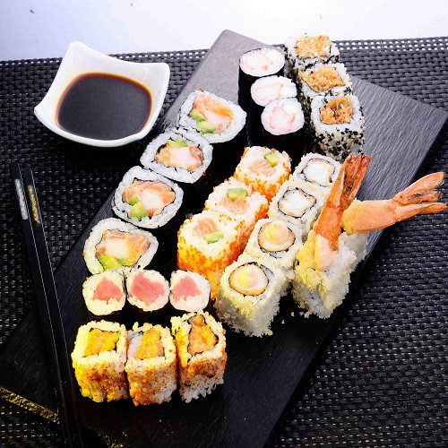 Nagazaki-Maki Selection(25Pcs)