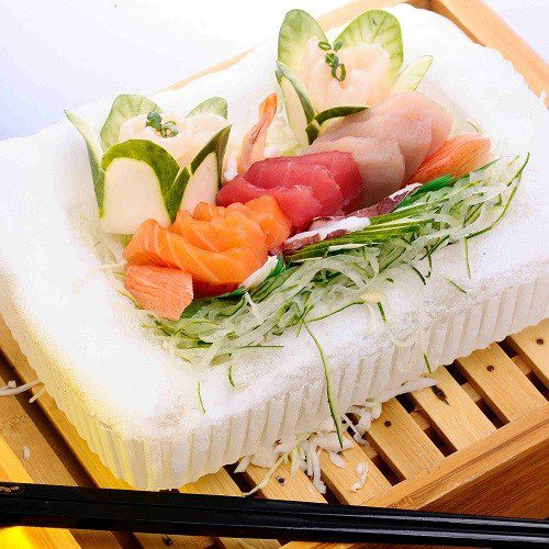 Sashimi On Ice(16Pcs