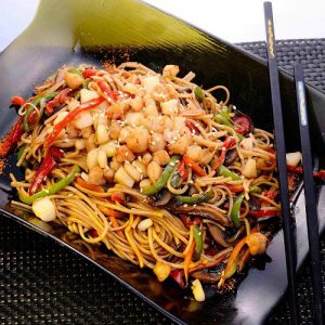 Sea Food Yaki Soba