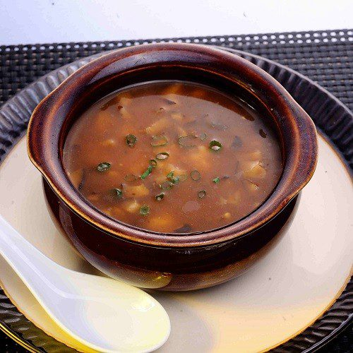 Spicey Seafood Soup