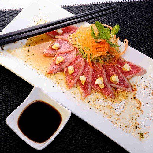 Tataki Maguro Salad