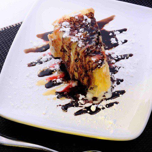 Tempura Cheese Cake