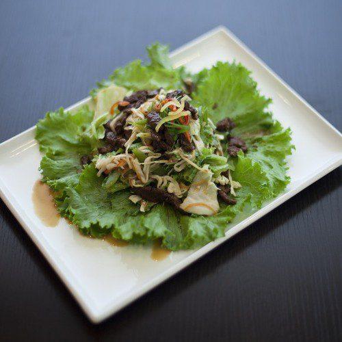 Teriyaki Stick Salad