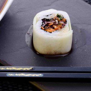 Veggie Crepe Roll