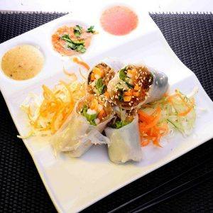 Yasai Summer Roll(3Pcs)