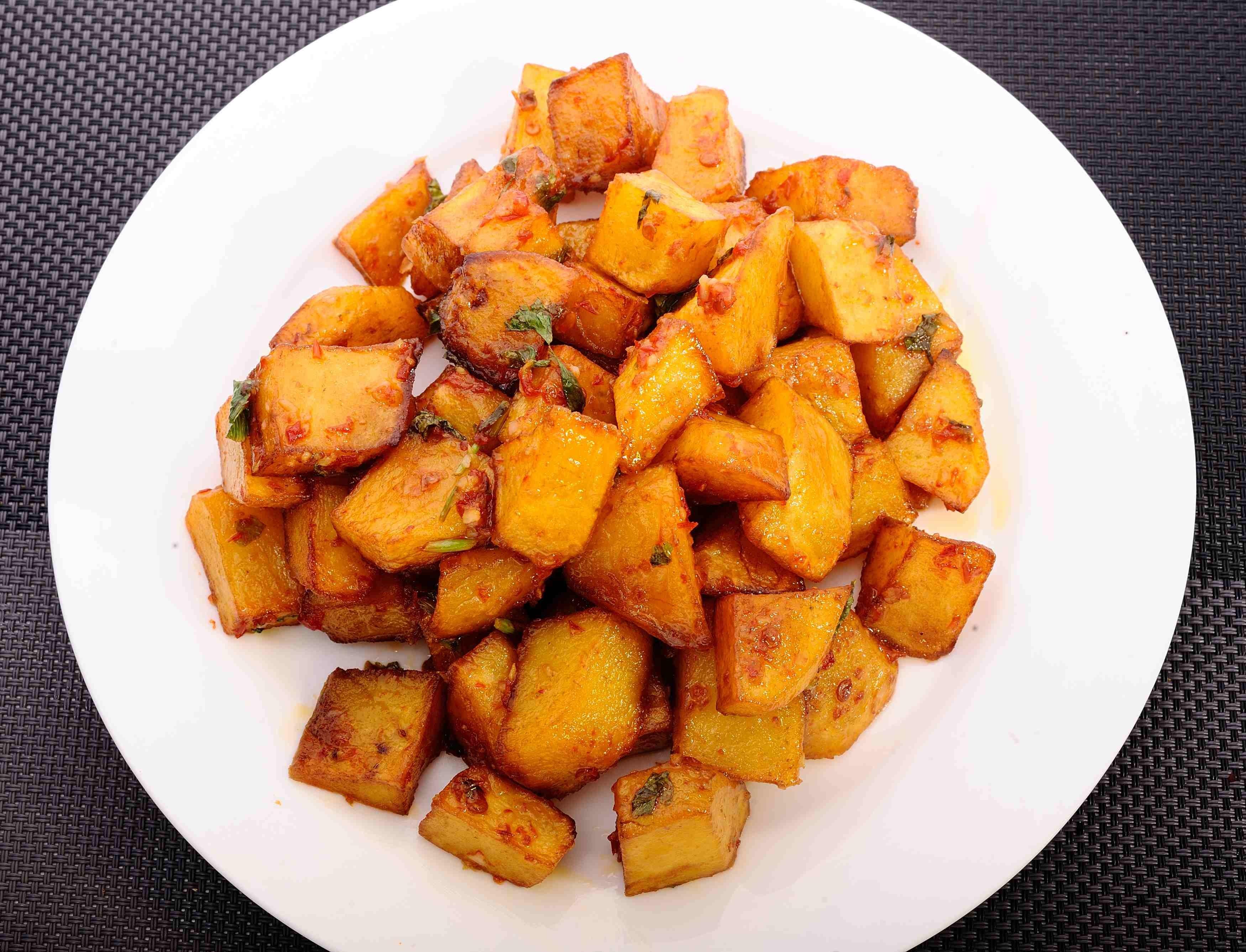 Spicy Potato