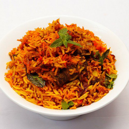 Biryani (With Mutton)