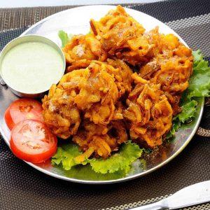 Onion Bhaja(6Pcs)