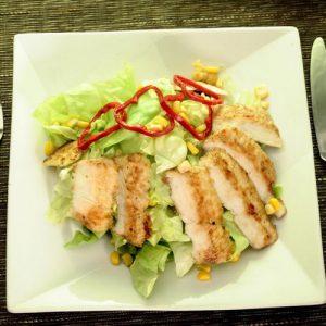 Salade De Poulet Marine