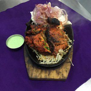 Tandoori Chooza Half Chicken