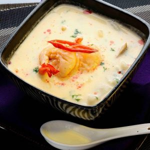 Tom Kha Koong Chicken