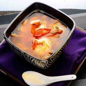 Tom Yam Koong Chicken