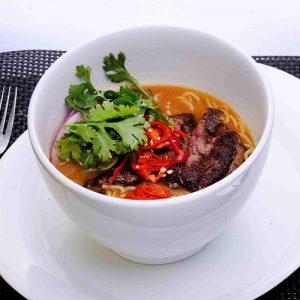 Chili Beef Ramen