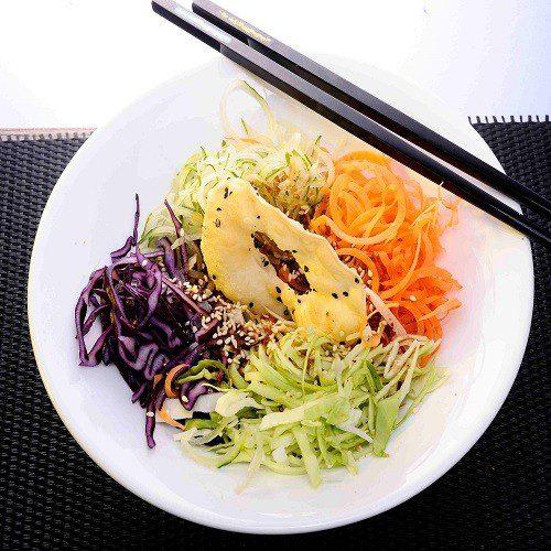Sesame Seed Salad