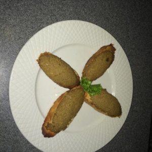 Bruschetta Ai Funghi