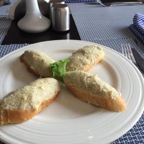 Bruschetta Carciofo