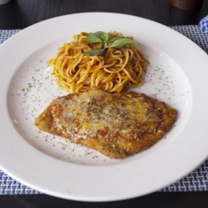 Chicken milanese(new)