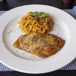 Chicken milanese(new)