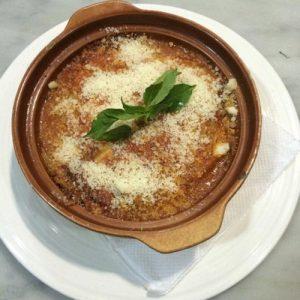 Lasagne contadina