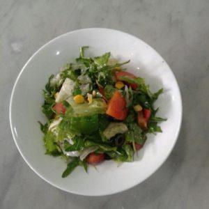 Mixed green salad(new)