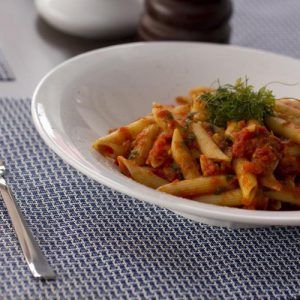 Penne all' arabiata