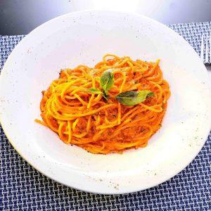 Spaghetti   aifrutti di mare