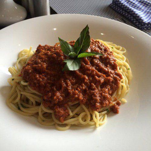 Spaghetti vittoria