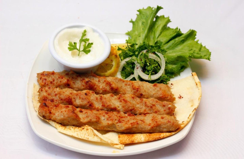 Kabab Chicken - Platter