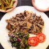 Lamb Shawarma - Platter