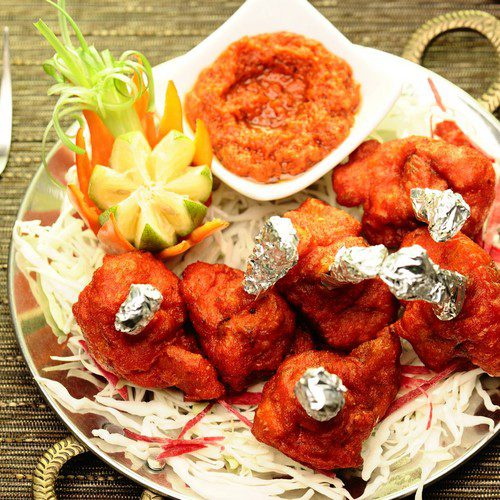 Chicken Lollypop (6Pcs)