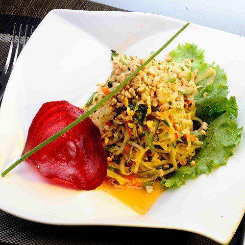 Yum-Ma-Muang(Mango Salad)